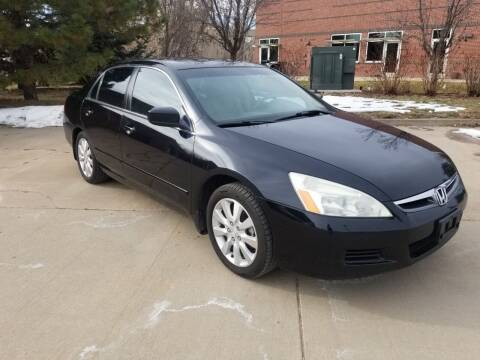 2006 Honda Accord for sale at QUEST MOTORS in Englewood CO