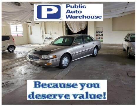 2001 Buick LeSabre for sale at Public Auto Warehouse in Pekin IL