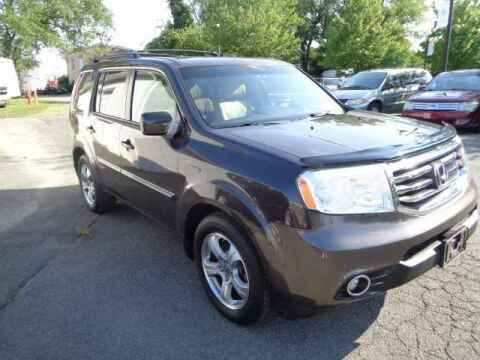 2012 Honda Pilot for sale at Purcellville Motors in Purcellville VA