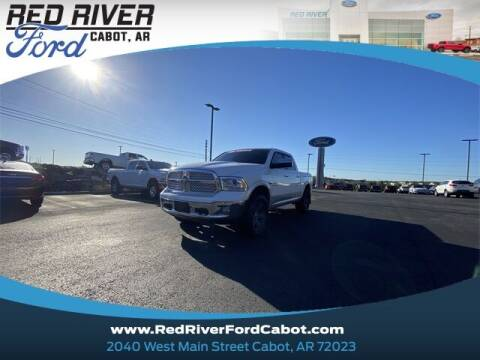 2017 RAM Ram Pickup 1500 for sale at RED RIVER DODGE - Red River of Cabot in Cabot, AR