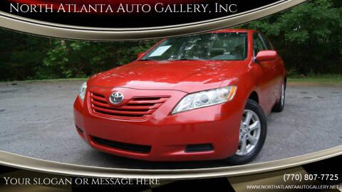 2009 Toyota Camry for sale at North Atlanta Auto Gallery, Inc in Alpharetta GA