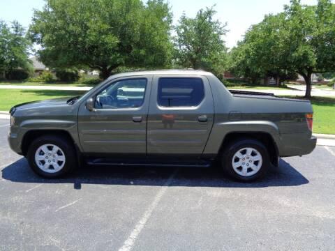 2006 Honda Ridgeline for sale at BALKCUM AUTO INC in Wilmington NC