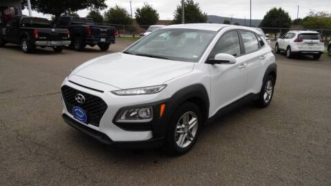 2019 Hyundai Kona for sale at Steve Johnson Auto World in West Jefferson NC
