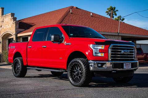 2015 Ford F-150 for sale at Jerrys Auto Sales in San Benito TX