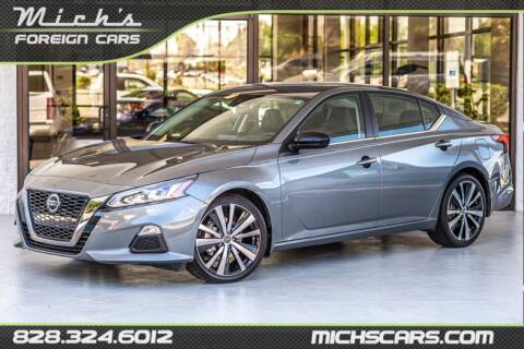 2020 Nissan Altima for sale at Mich's Foreign Cars in Hickory NC