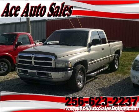1999 Dodge Ram Pickup 2500 for sale at Ace Auto Sales - CASH DEALS in Fyffe AL