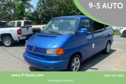 2003 Volkswagen EuroVan for sale at 9-5 AUTO in Topeka KS