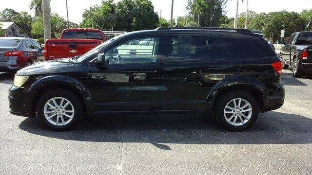 2016 Dodge Journey for sale at Denny's Auto Sales in Fort Myers FL
