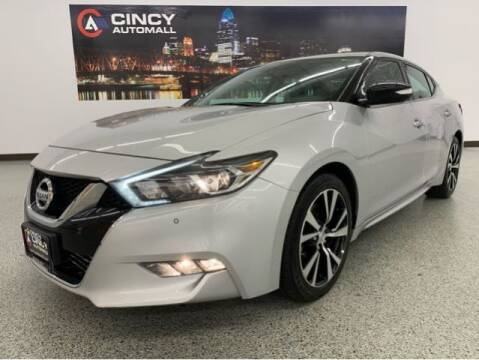 2018 Nissan Maxima for sale at Dixie Motors in Fairfield OH