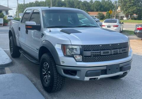 2012 Ford F-150 for sale at RVA Automotive Group in Richmond VA