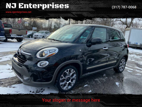 2014 FIAT 500L for sale at NJ Enterprises in Indianapolis IN