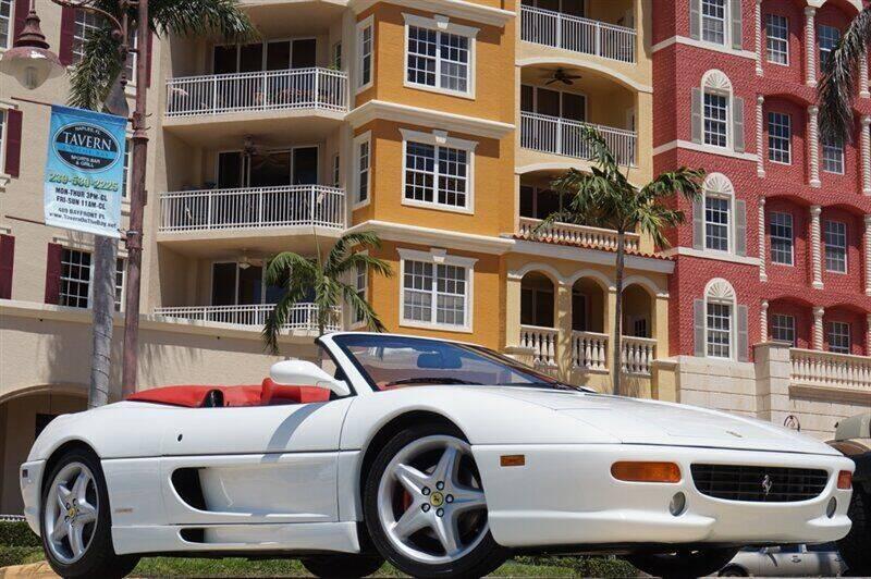 1998 Ferrari 355 for sale in Naples, FL