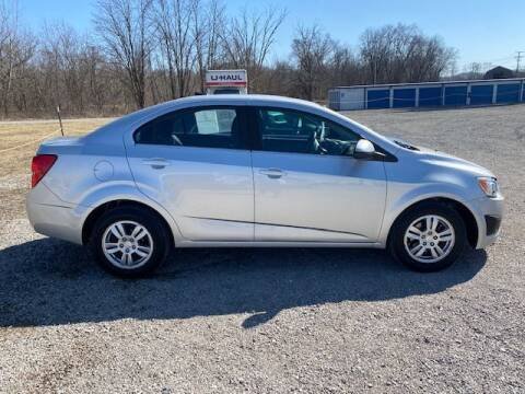 2013 Chevrolet Sonic for sale at Wallers Auto Sales LLC in Dover OH