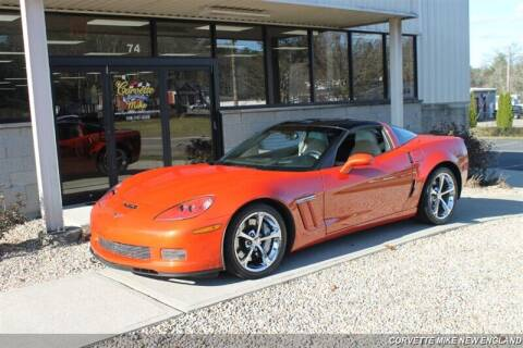 2011 Chevrolet Corvette for sale at Corvette Mike New England in Carver MA