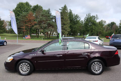 2008 Buick Lucerne for sale at GEG Automotive in Gilbertsville PA