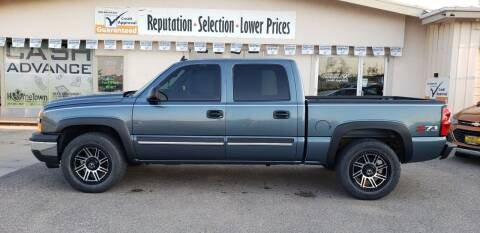 2007 Chevrolet Silverado 1500 Classic for sale at HomeTown Motors in Gillette WY