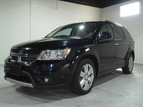 2011 Dodge Journey for sale at Ohio Motor Cars in Parma OH