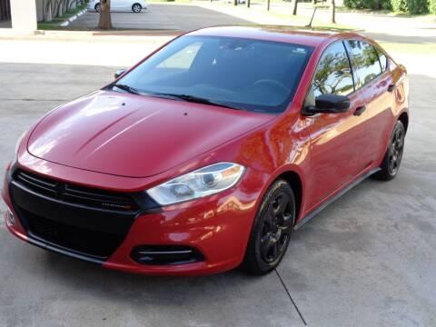 2013 Dodge Dart for sale at Auto Starlight in Dallas TX