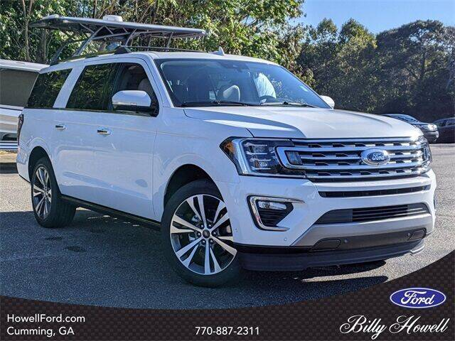 2021 Ford Expedition MAX for sale in Cumming, GA