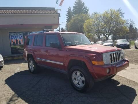 2006 Jeep Commander for sale at 2 Way Auto Sales in Spokane Valley WA