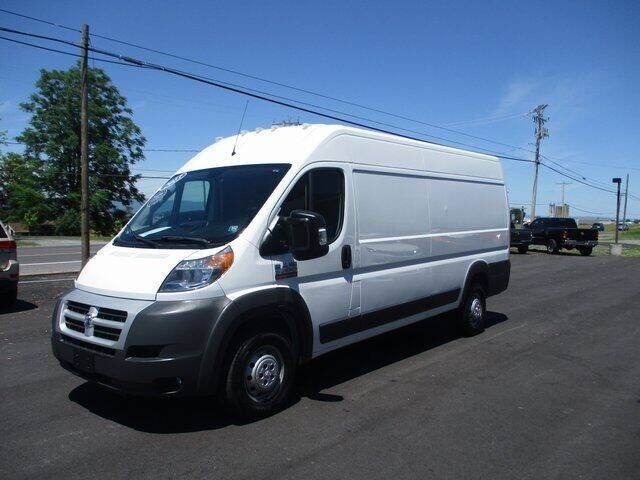2015 RAM ProMaster Cargo for sale at FINAL DRIVE AUTO SALES INC in Shippensburg PA