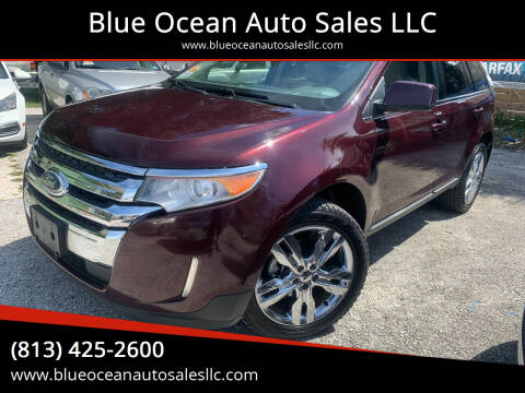 2011 Ford Edge for sale at Blue Ocean Auto Sales LLC in Tampa FL