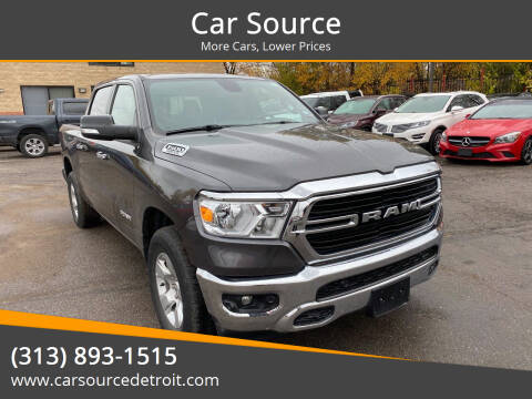 2019 RAM Ram Pickup 1500 for sale at Car Source in Detroit MI