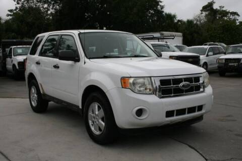 2009 Ford Escape for sale at Mike's Trucks & Cars in Port Orange FL