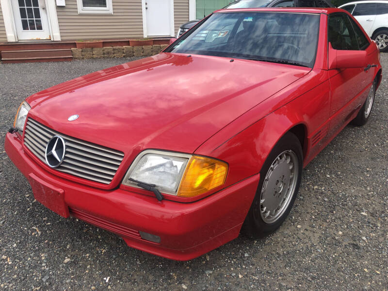 1992 Mercedes-Benz 500-Class for sale at AUTO OUTLET in Taunton MA