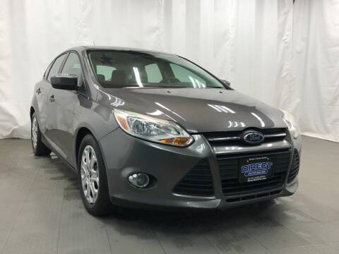 2012 Ford Focus for sale at Direct Auto Sales in Philadelphia PA