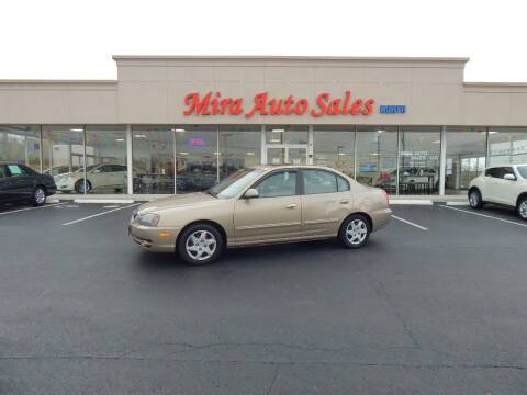 2006 Hyundai Elantra for sale at Mira Auto Sales in Dayton OH