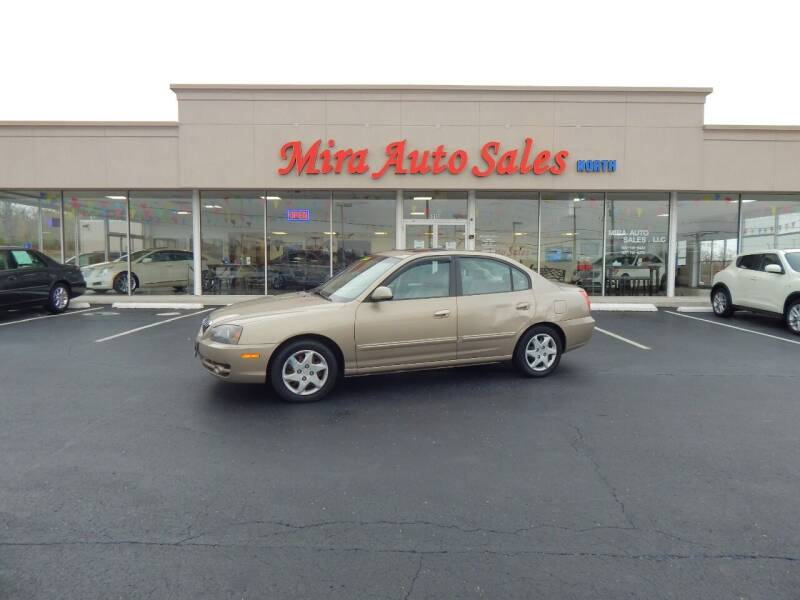 2006 Hyundai Elantra for sale at Mira Auto Sales in Dayton OH