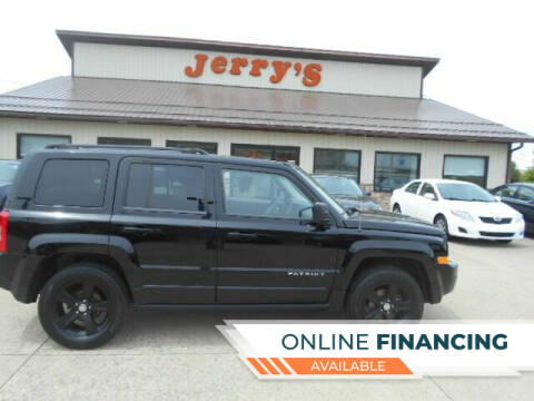 2015 Jeep Patriot for sale at Jerry's Auto Mart in Uhrichsville OH
