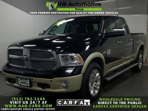 2013 RAM Ram Pickup 1500 for sale at NW Automotive Group in Cincinnati OH