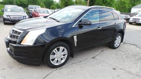 2010 Cadillac SRX for sale at Unlimited Auto Sales in Upper Marlboro MD