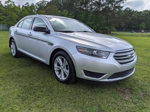 2017 Ford Taurus for sale at Quality Auto of Collins in Collins MS