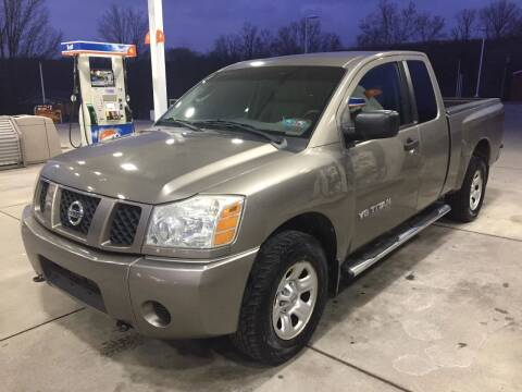 2006 Nissan Titan for sale at INTERNATIONAL AUTO SALES LLC in Latrobe PA