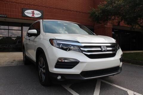 2016 Honda Pilot for sale at Team One Motorcars, LLC in Marietta GA