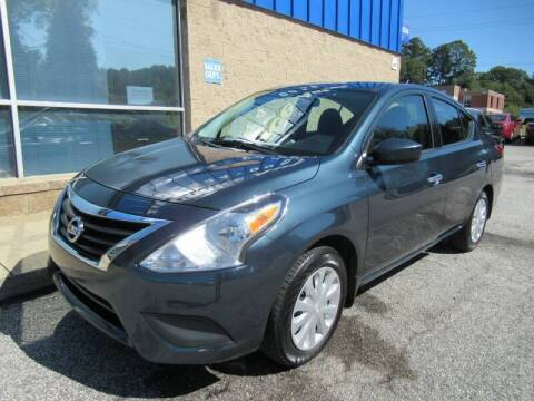 2017 Nissan Versa for sale at Southern Auto Solutions - Georgia Car Finder - Southern Auto Solutions - 1st Choice Autos in Marietta GA