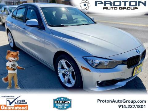 2013 BMW 3 Series for sale at Proton Auto Group in Yonkers NY