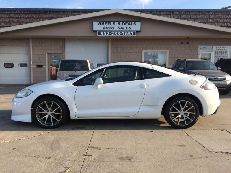 2011 Mitsubishi Eclipse for sale at Wheels & Deals Auto Sales in Shakopee MN