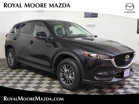 2017 Mazda CX-5 for sale at Royal Moore Custom Finance in Hillsboro OR