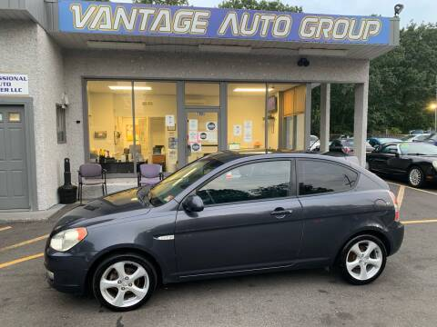 2007 Hyundai Accent for sale at Vantage Auto Group in Brick NJ