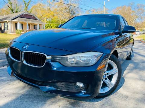 2015 BMW 3 Series for sale at Cobb Luxury Cars in Marietta GA
