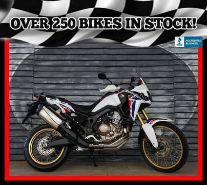2017 Honda CRF1000AH Africa Twin for sale at Motomaxcycles.com in Mesa AZ