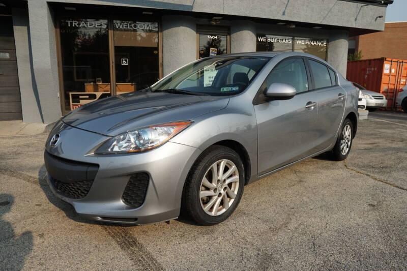 2013 Mazda MAZDA3 for sale at PA Motorcars in Conshohocken PA