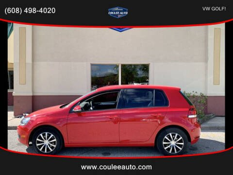 2014 Volkswagen Golf for sale at Coulee Auto in La Crosse WI