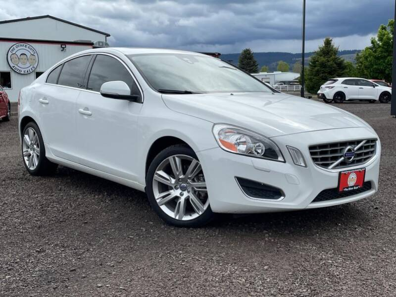 2013 Volvo S60 for sale at The Other Guys Auto Sales in Island City OR