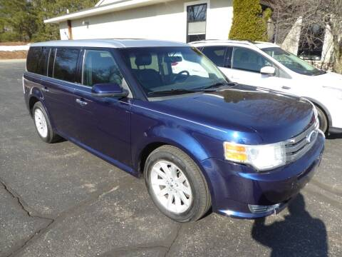 2011 Ford Flex for sale at Kurt Bonners Whitehall Motor Sales in Whitehall MI