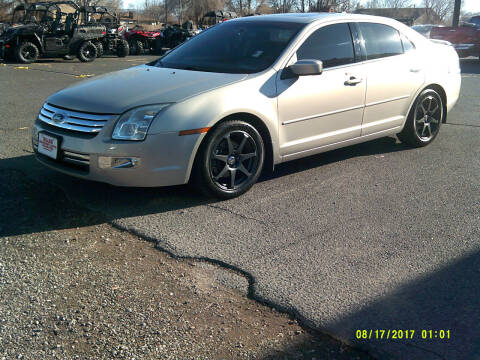 2009 Ford Fusion for sale at Miller's Economy Auto in Redmond OR